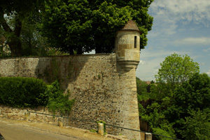 Remparts d'Avallon ©